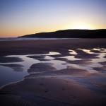 Best Tweets 071511 Beach at Dusk