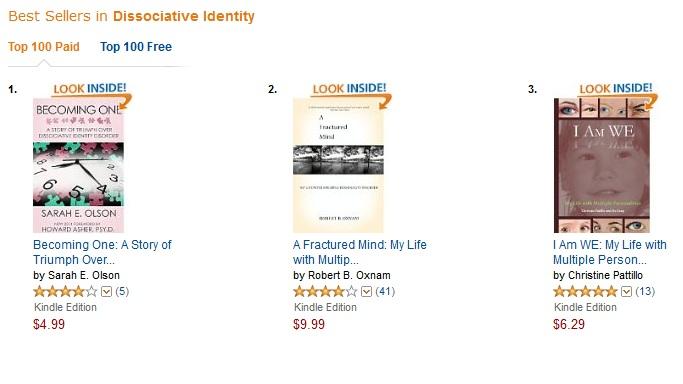 Amazon DID Bestseller